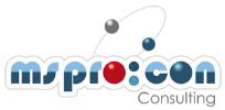 ms pro:com - Logo